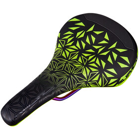 Supacaz eMTB Saddle neon yellow